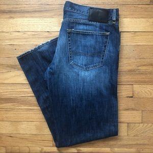 Boss Black Label Straight Leg Blue Jeans 38